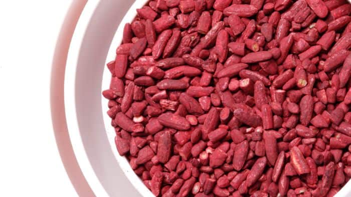 red rice yeast for heartburn
