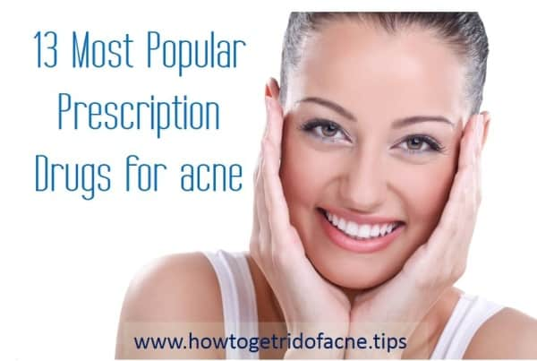 prescription drugs for acne