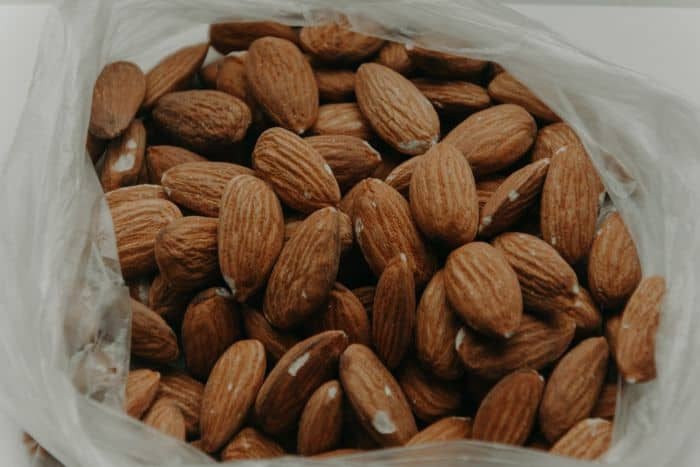Almonds for Heartburn