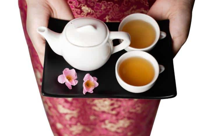 Oolong Tea is Great for Weight Loss
