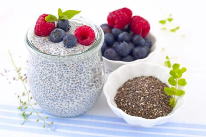 FlaxSeeds Vs. Chia Seeds