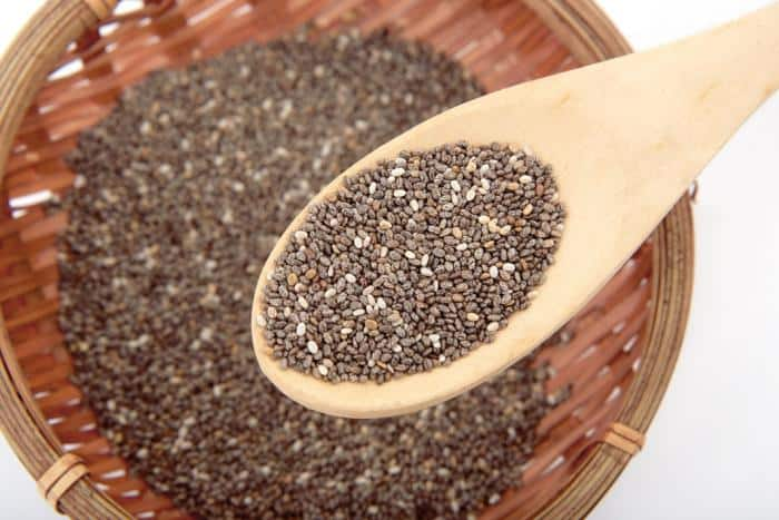 Health Benefits Of Chia Oil