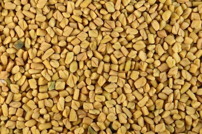 Fenugreek for heartburn