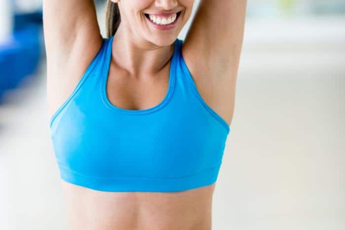 Exercises To Lose Underarm Fat For Women