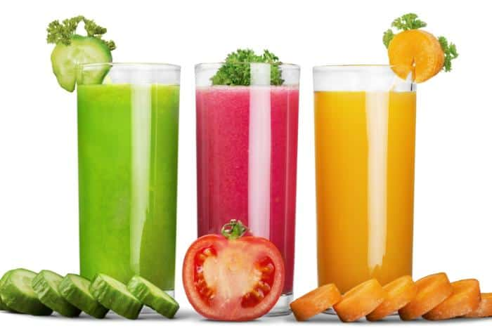Juicing Help in Weight Loss