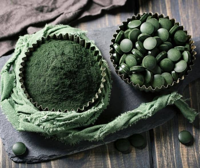 Spirulina Benefits Liver Health